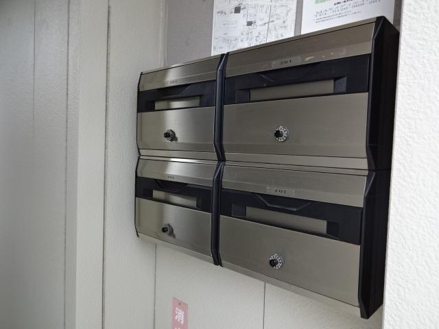 SUNCITY浜松駅南 202号室のその他共有