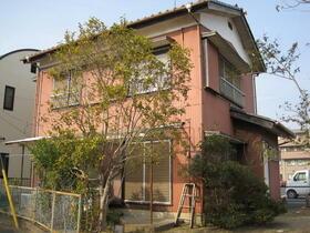 内山テラスハウス外観写真