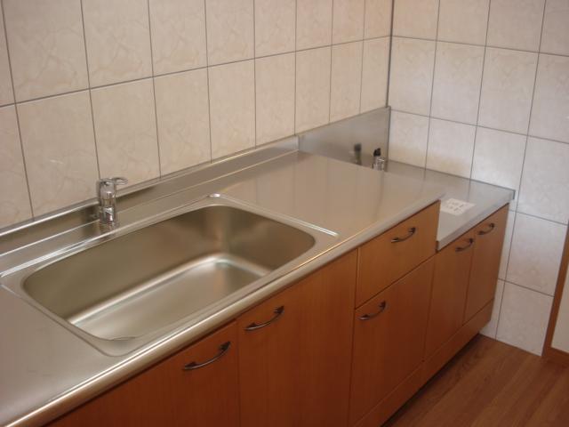 アンジュレーヴ 201号室のキッチン