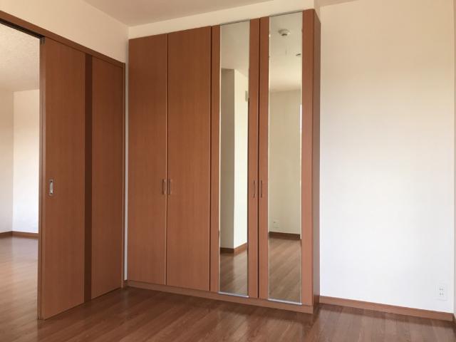 アンジュレーヴ 201号室の収納