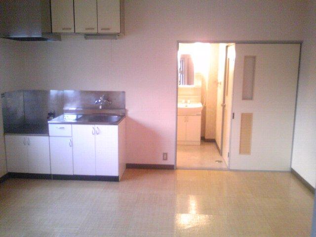 さなるvilla 102号室のキッチン
