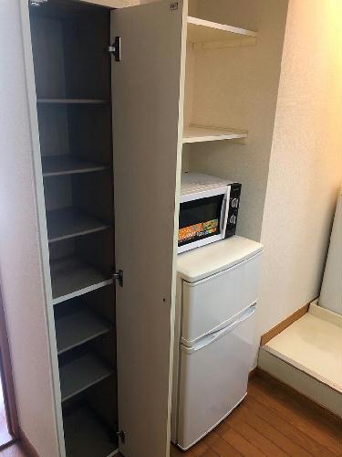 レオパレス藤 201号室の設備