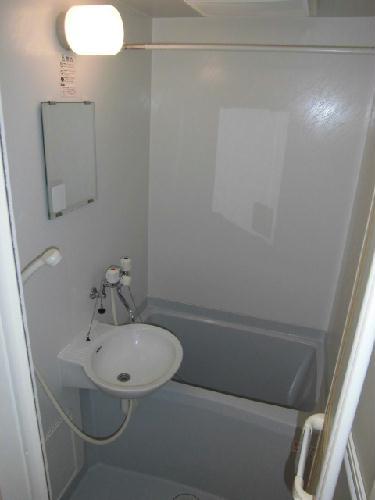 レオパレス藤 201号室の風呂