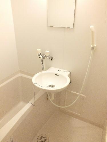 レオパレスサクラⅡ 105号室の風呂