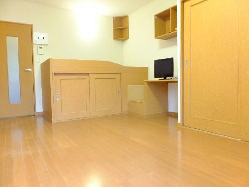 レオパレスサクラⅡ 105号室の居室