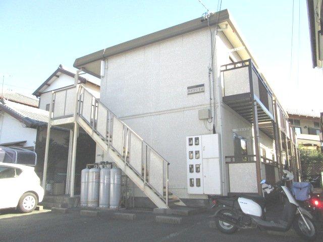 ハイツITO 102号室の外観