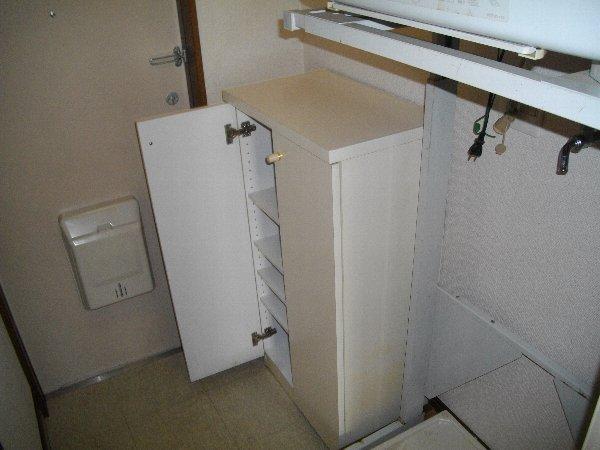 ブランドールJ 201号室の設備