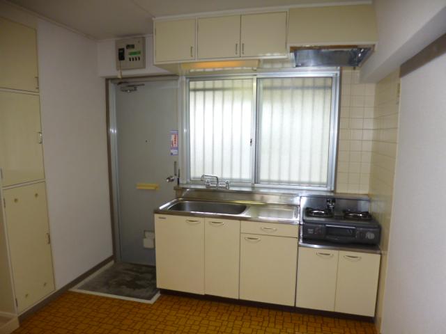 コーポ城北 106号室のキッチン