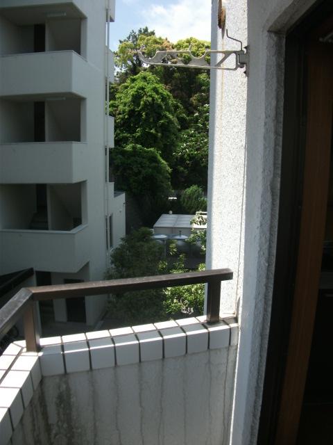 元目アーバンハイツ 307号室の景色