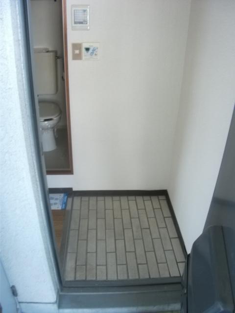 元目アーバンハイツ 307号室のバルコニー