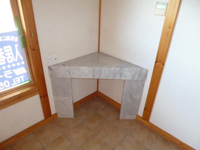 大西借家 中棟の設備