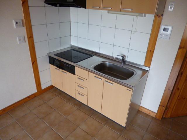 大西借家 中棟のキッチン
