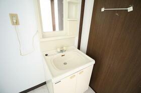 ファミリープラザF 202号室の洗面所