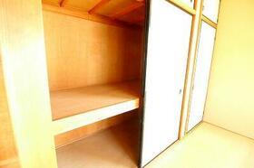 ファミリープラザF 202号室の収納
