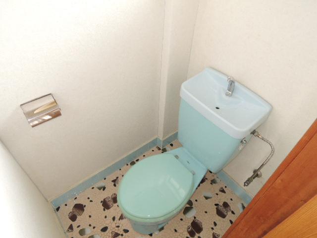 カワイハイツ 305号室のトイレ