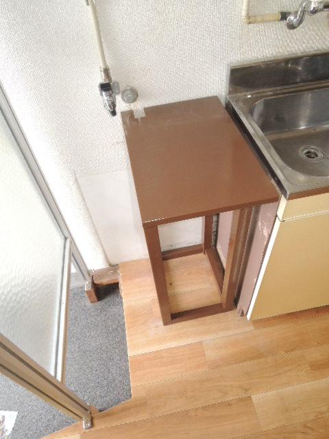 カワイハイツ 305号室のキッチン