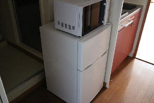 レオパレスヴィバーチェⅡ 204号室のトイレ