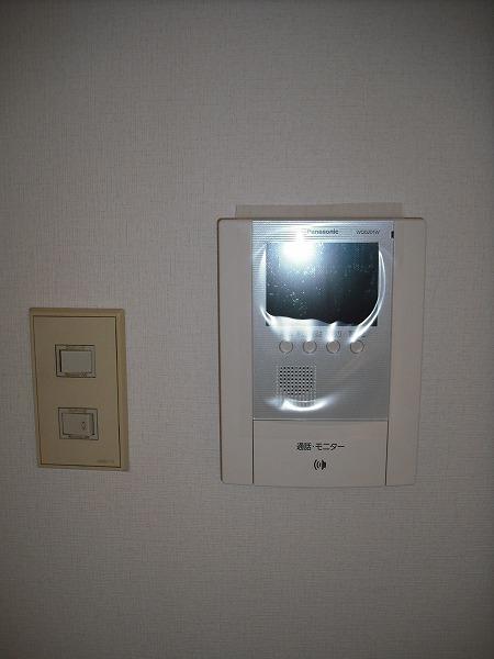 三好ヶ丘ハイツ 2-G号室のセキュリティ