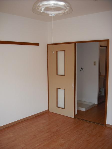 三好ヶ丘ハイツ 2-G号室のベッドルーム