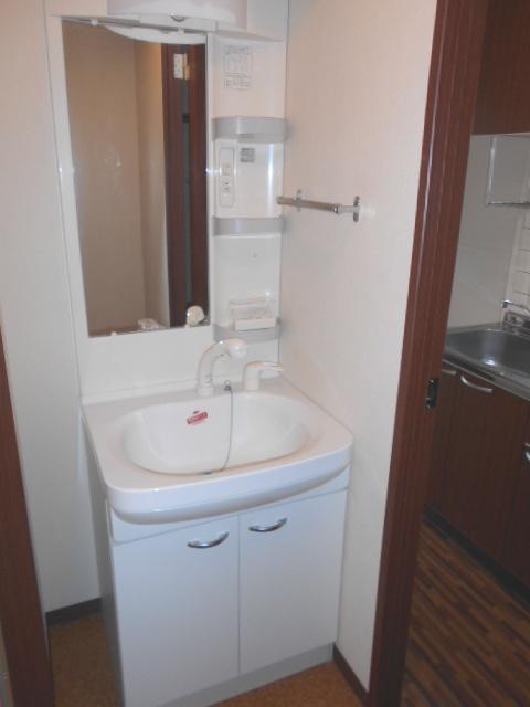 エピセア 105号室の洗面所