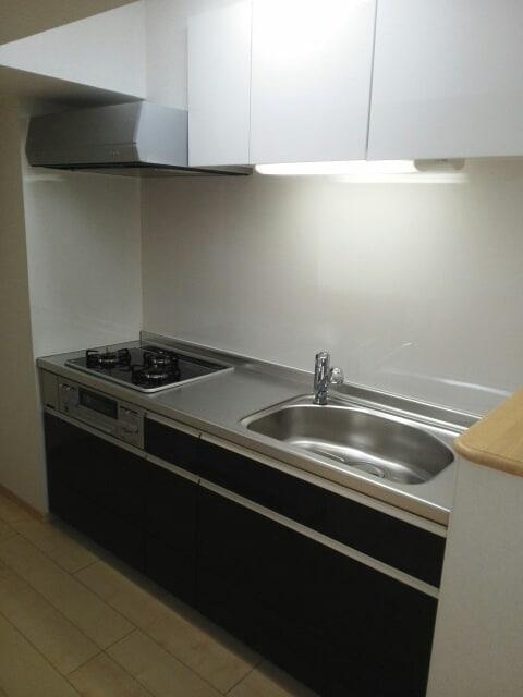 アクシア 01010号室のキッチン