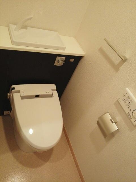 アクシア 01010号室のトイレ