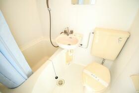 アリス茂原 201号室の風呂