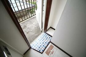 アリス茂原 201号室の玄関