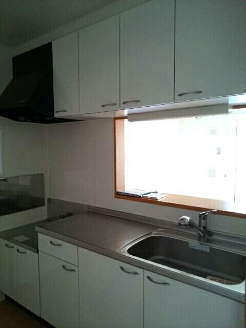 エレガント ヒルズ 02020号室のキッチン