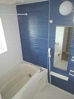 エレガント ヒルズ 02020号室の風呂