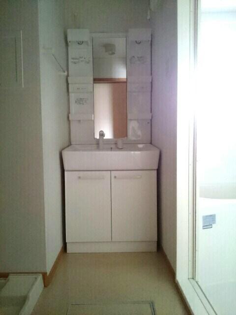 エレガント ヒルズ 02020号室の洗面所