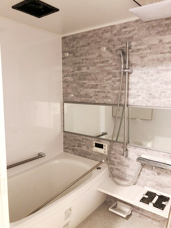 ツインエルシティ千葉2番館 316号室の風呂
