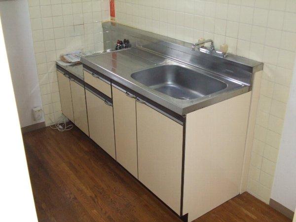 サンコナカ A-2号室のキッチン