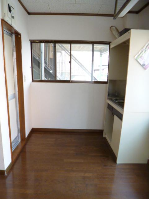 コーポ神田 201号室の景色