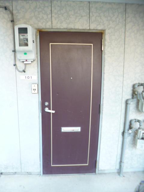 コーポ神田 201号室のセキュリティ