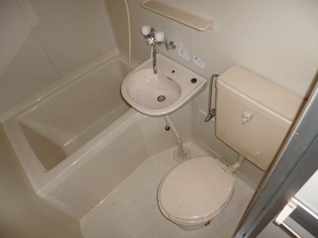 コーポ神田 201号室の風呂