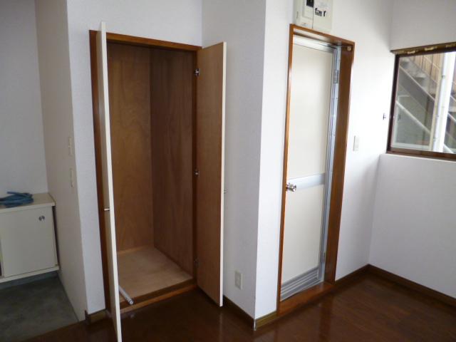 コーポ神田 201号室の収納