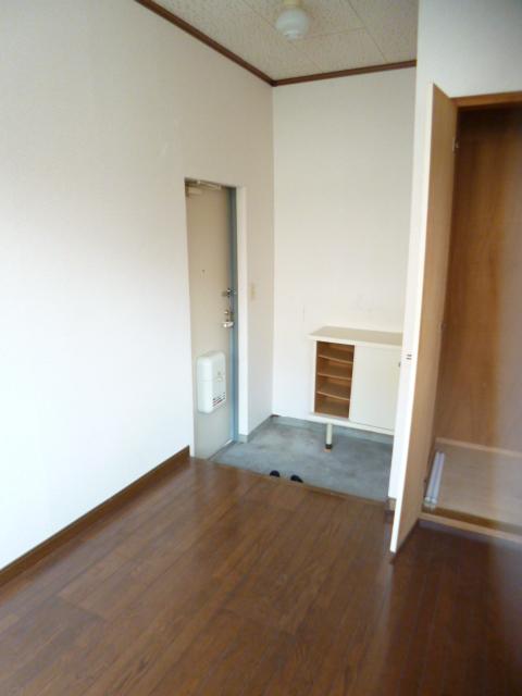 コーポ神田 201号室のベッドルーム
