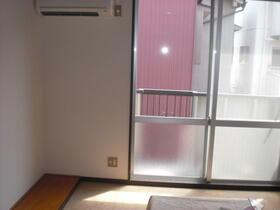保冨コーポ 205号室のバルコニー