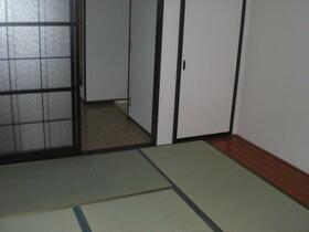 保冨コーポ 205号室のベッドルーム