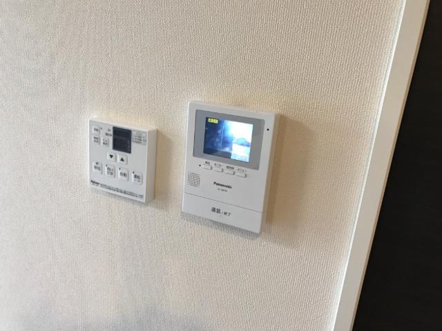 (仮称)大網白里市新築アパート 102号室のセキュリティ