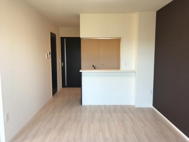 (仮称)大網白里市新築アパート 102号室のリビング