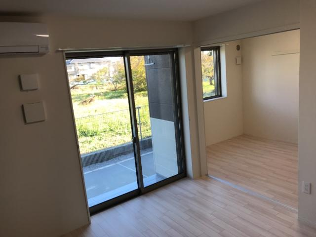 (仮称)大網白里市新築アパート 103号室の景色
