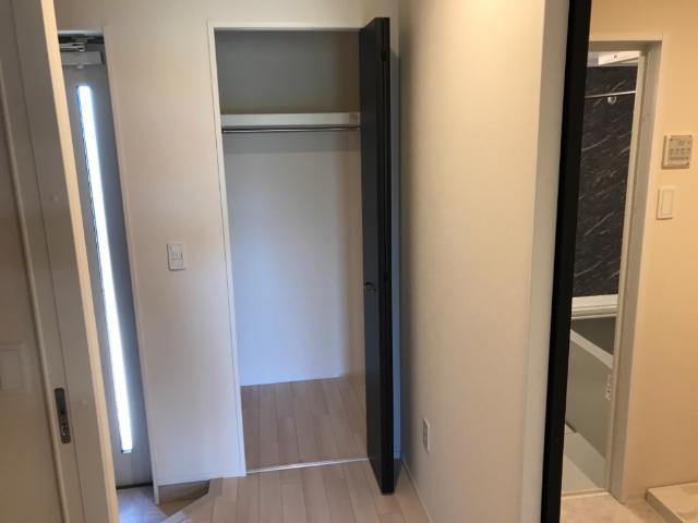 (仮称)大網白里市新築アパート 103号室のリビング