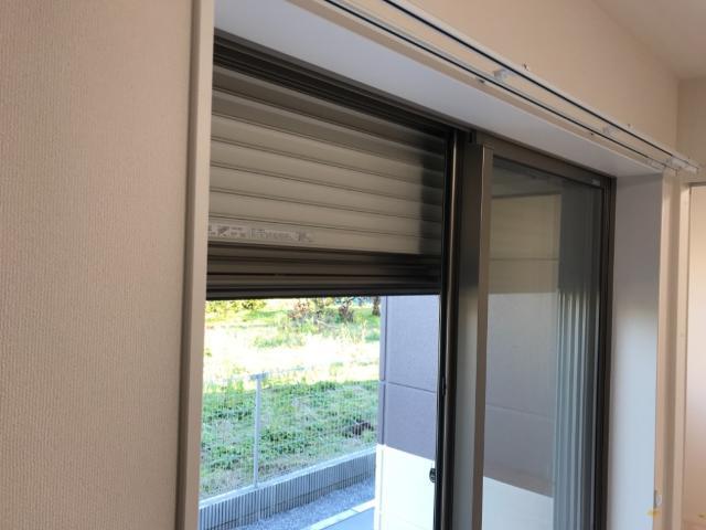 (仮称)大網白里市新築アパート 103号室の収納
