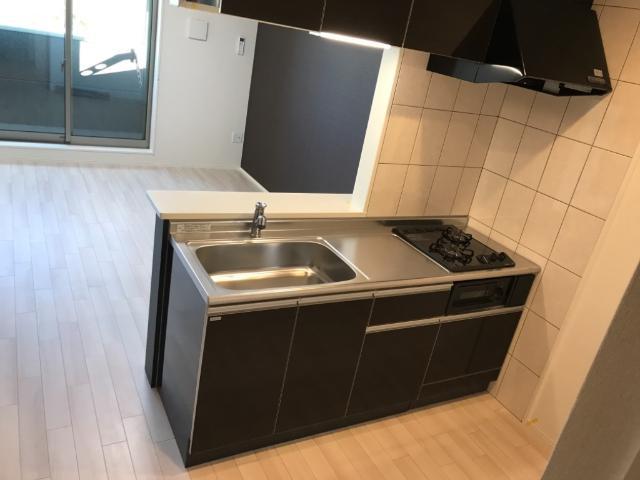 (仮称)大網白里市新築アパート 202号室のキッチン