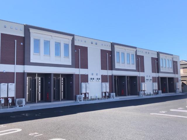 (仮称)大網白里市新築アパート 102号室の外観