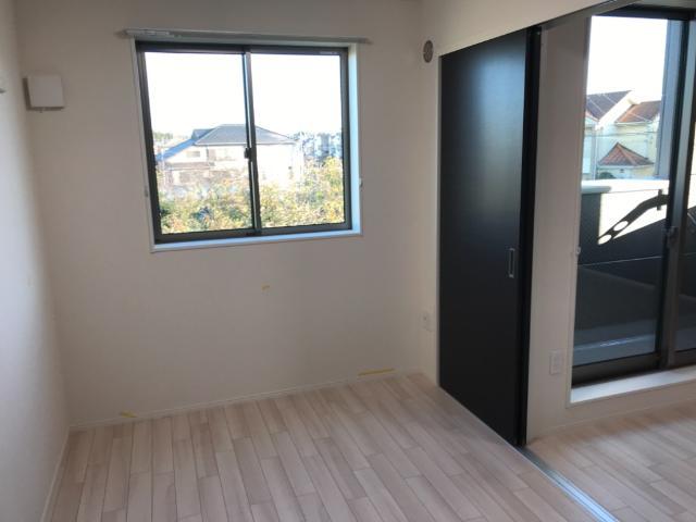 (仮称)大網白里市新築アパート 205号室の居室