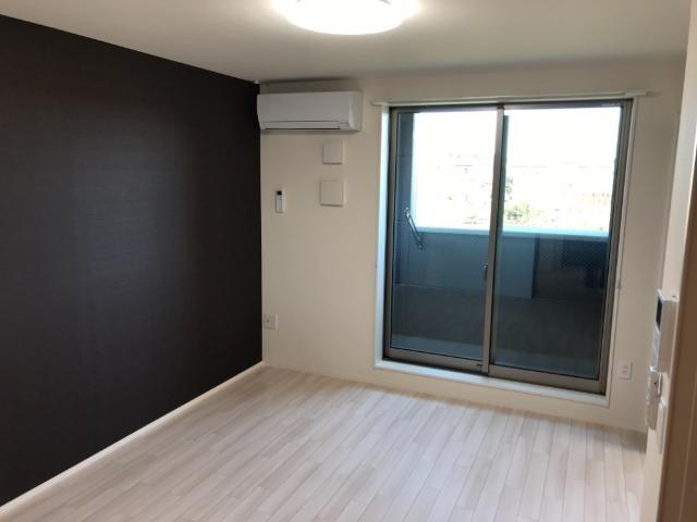 (仮称)大網白里市新築アパート 206号室の居室