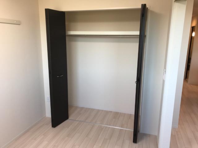 (仮称)大網白里市新築アパート 206号室の収納